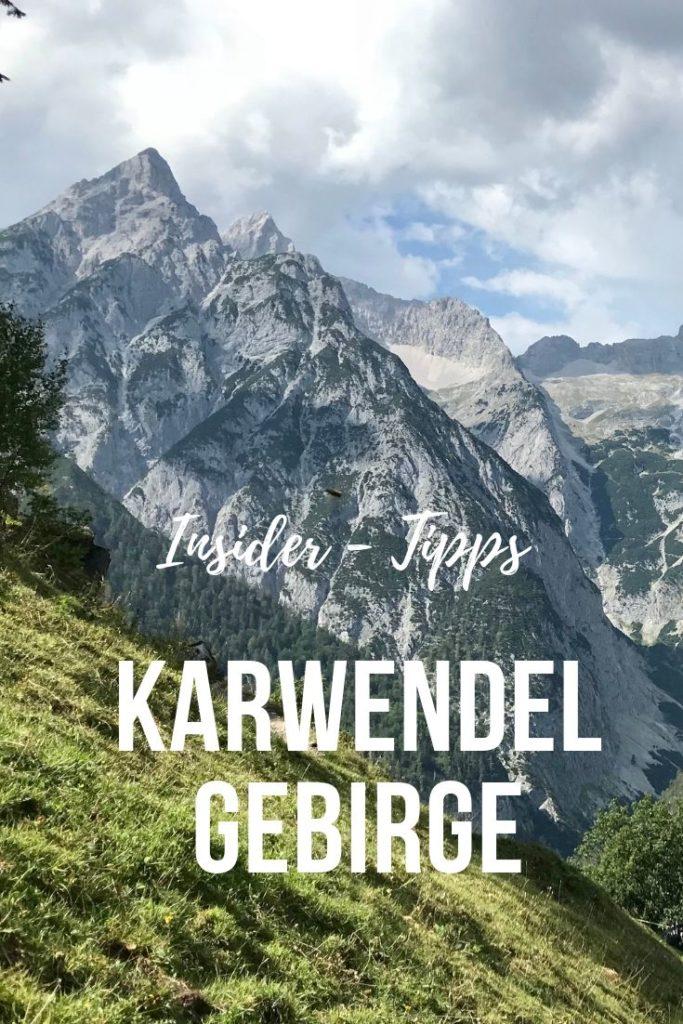 Ausflugsziele Tirol: Unsere Karwendel Tipps