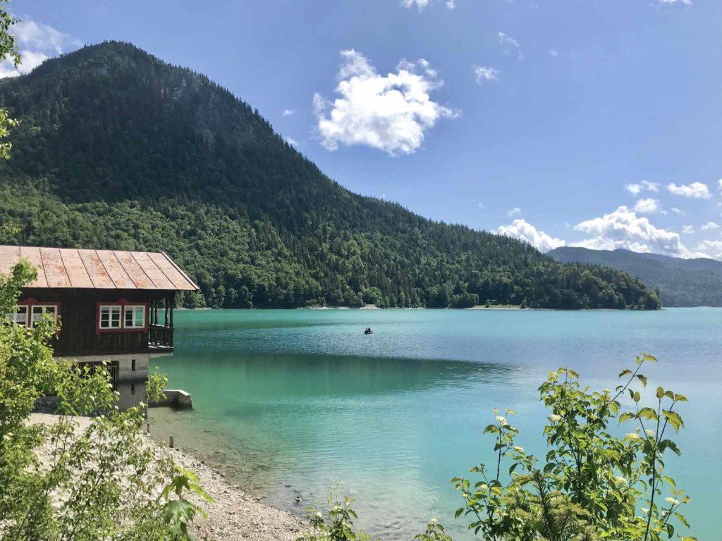 Sehenswürdigkeiten Bayern: Der Walchensee
