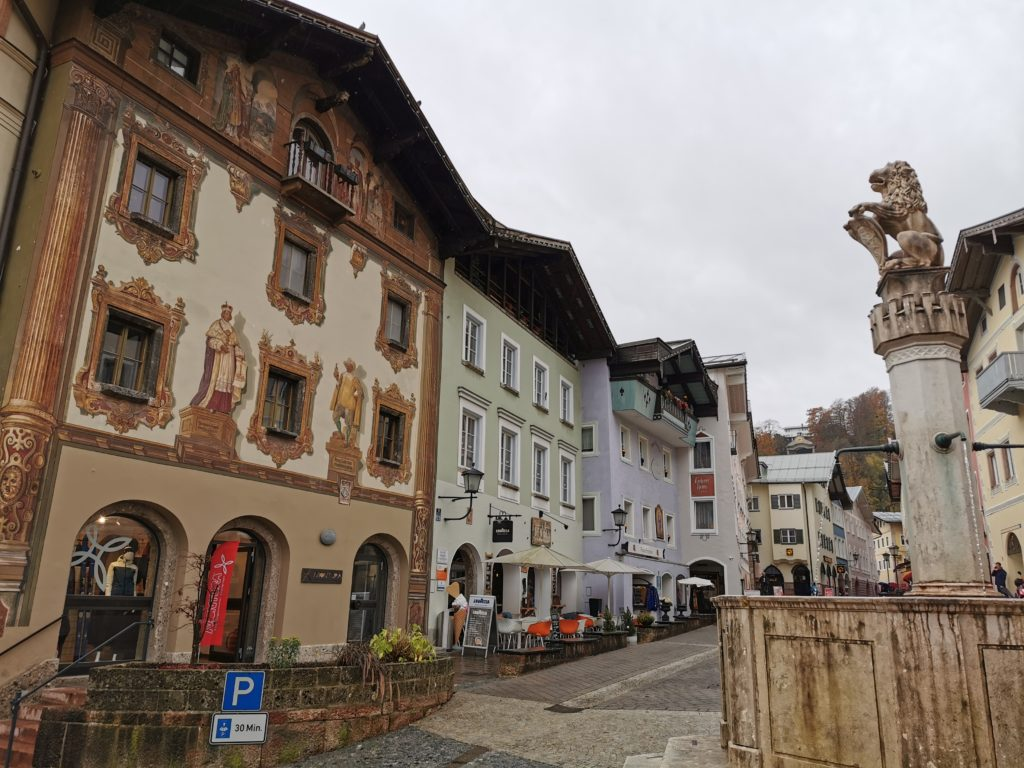 Ausflugsziele Berchtesgaden bei Regen: Unser Rundgang durch den Ort
