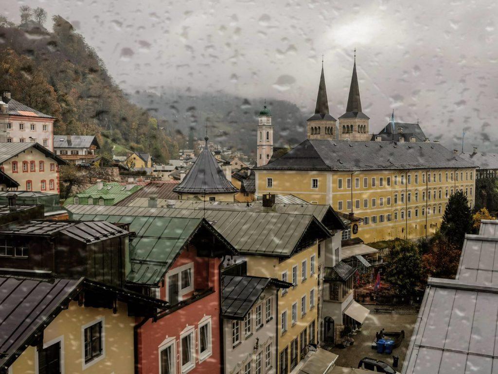 Ausflugsziele Berchtesgaden bei schlechtem Wetter - unsere Tipps für deinen Regenwetter Ausflug in Bayern