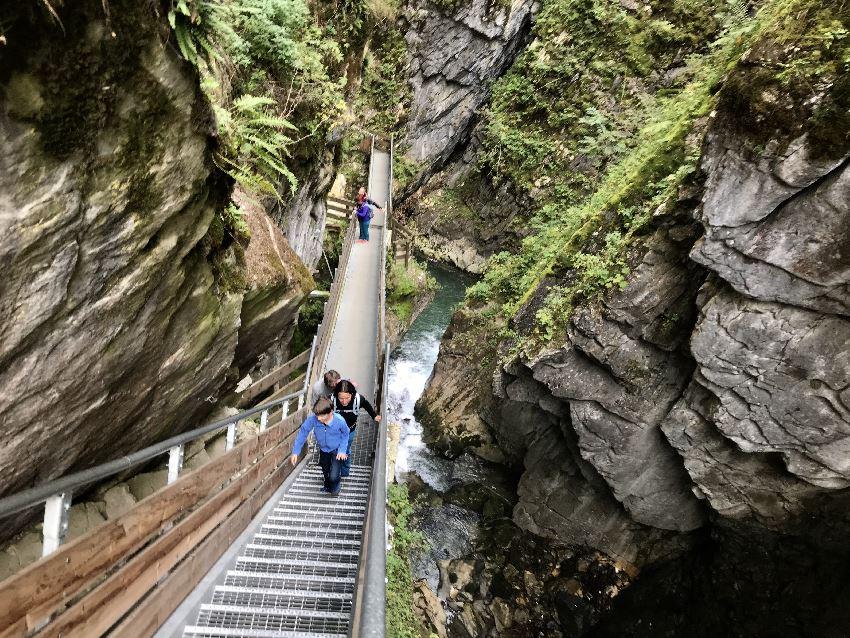 Natur Ausflugsziele - in den Alpen mit Kindern
