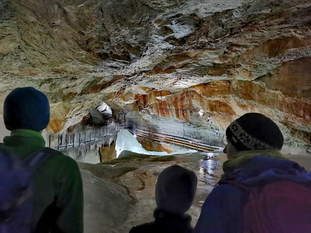 Top Österreich Sehenswürdigkeiten: Die Eishöhle am Hallstätter See