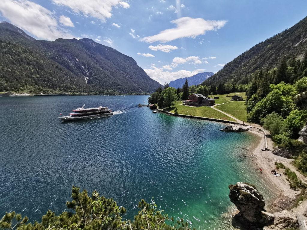 Sehenswürdigkeiten Österreich - die Achensee Schifffahrt