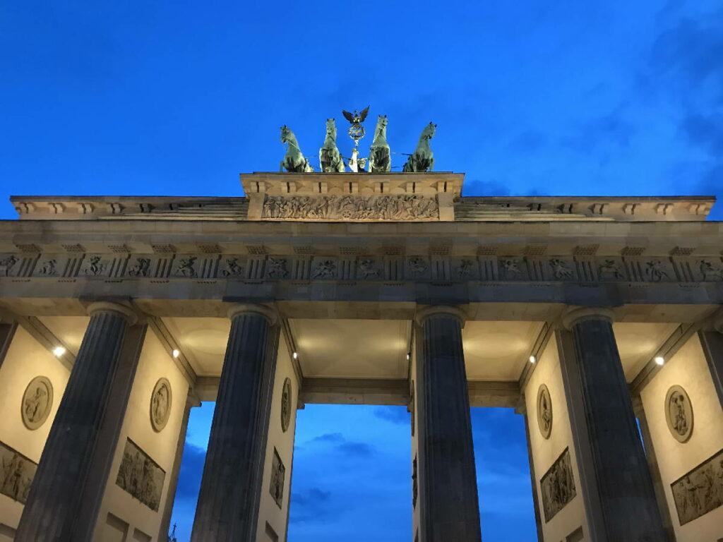 Deutschland Sehenswürdigkeiten in Berlin: Das Brandenburger Tor