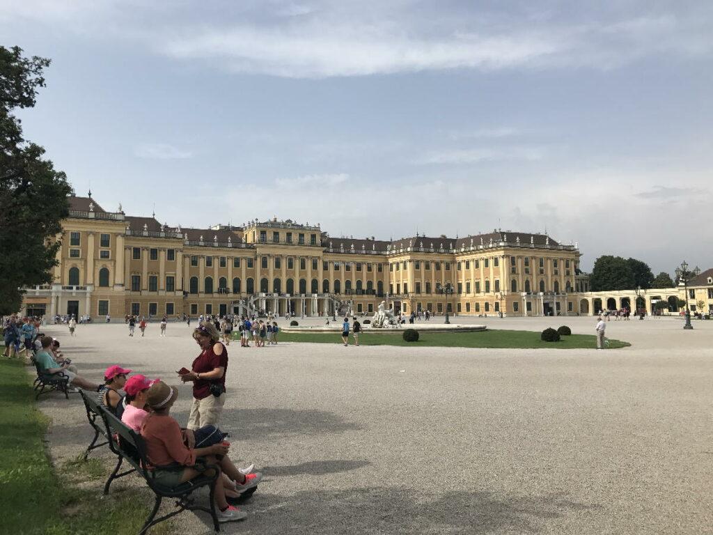 Sehenswürdigkeiten Österreich: Das Schloss Schönbrunn in Wien