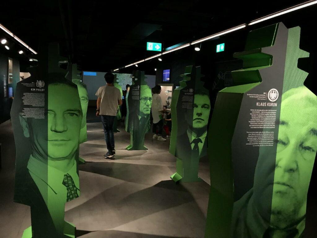 Sehenswürdigkeiten Deutschland in Berlin: Das Spionagemuseum