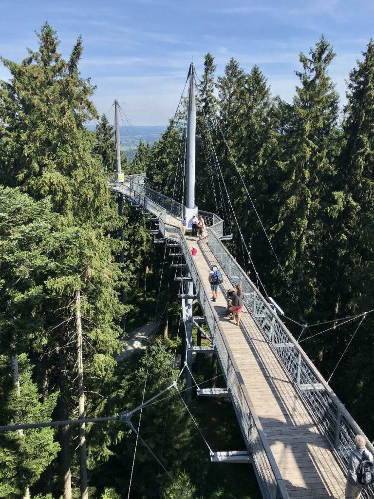 Top Sehenswürdigkeiten Deutschland - der Skywalk im Allgäu
