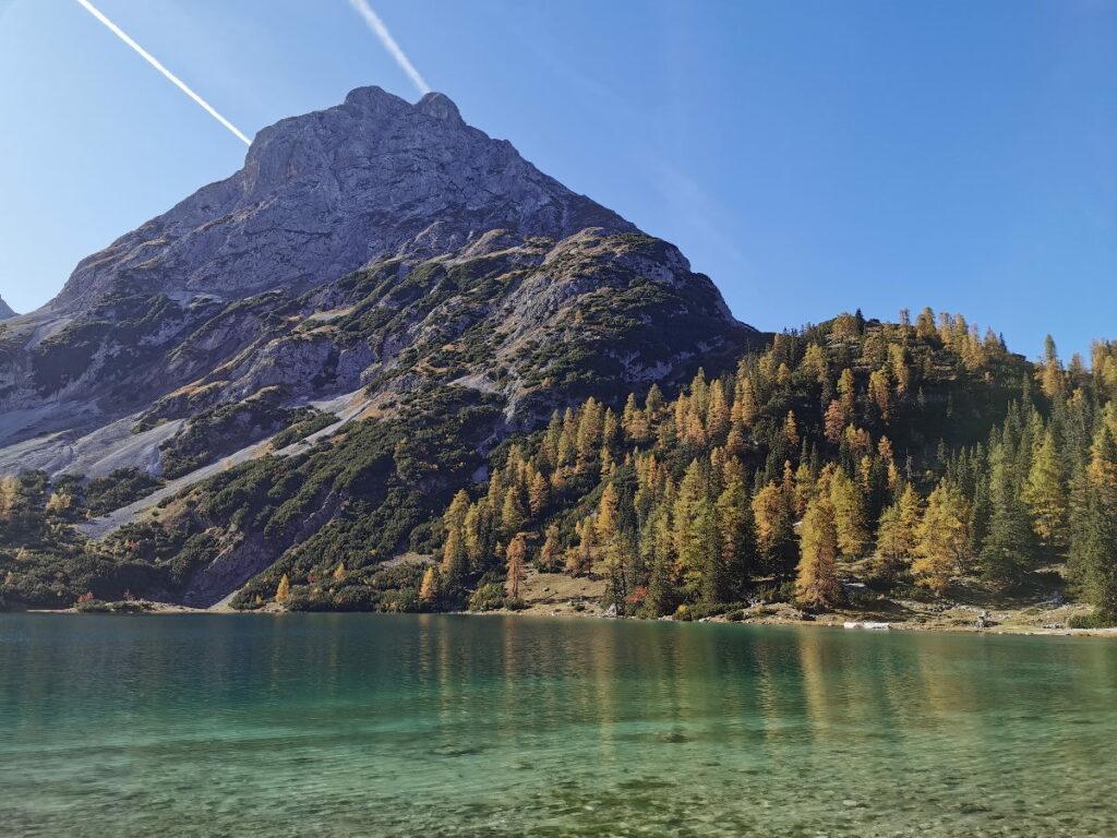 Eine der Top Sehenswürdigkeiten Österreich in der Natur: Seebensee
