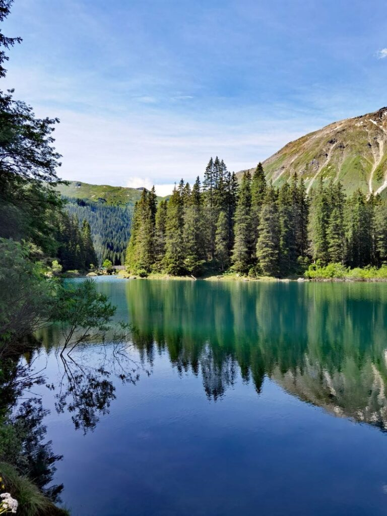 Geheimtipps Österreich - der Obernberger See gehört definitiv zu den geheimen Plätzen in Österreich