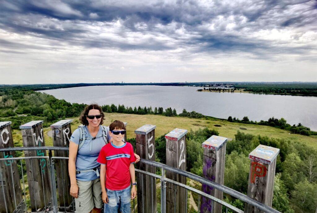 Leipzig Sehenswürdigkeiten Natur: Das Leipziger Seenland mit den vielen neuen Seen