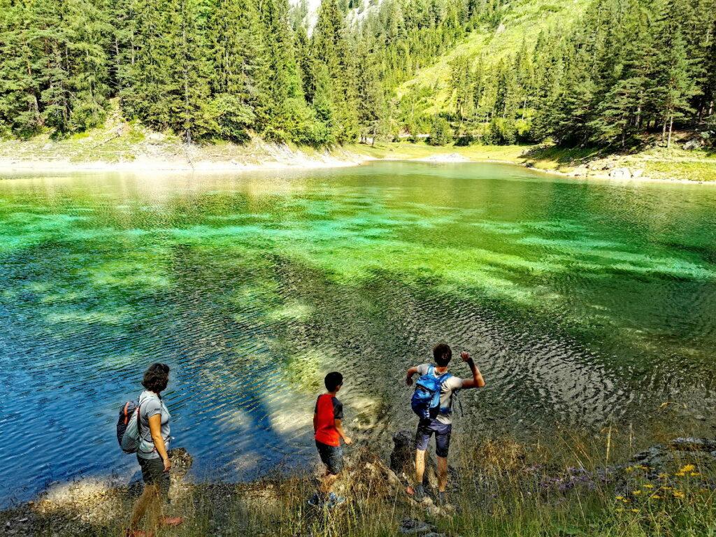 Grüner See - zum schönsten Platz in Österreich gewählt