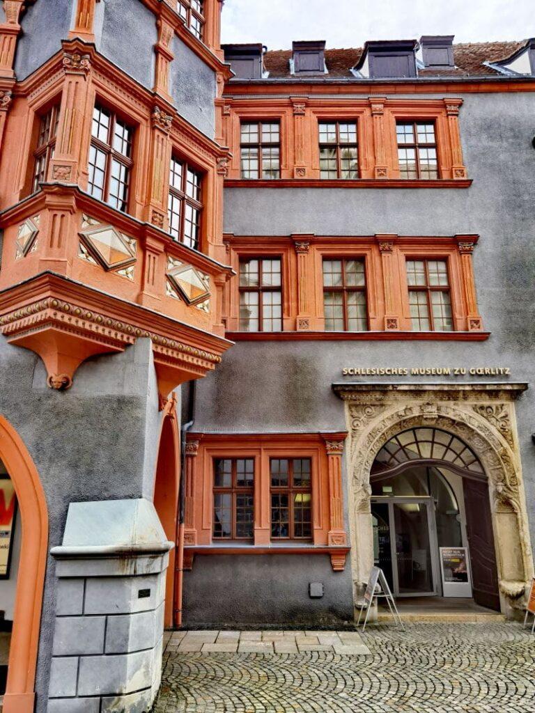 Sehenswürdigkeiten Görlitz - das Schlesische Museum